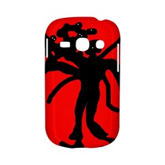 Abstract man Samsung Galaxy S6810 Hardshell Case