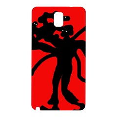 Abstract man Samsung Galaxy Note 3 N9005 Hardshell Back Case