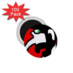 Man 1.75  Magnets (100 pack)