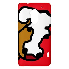 Artistic cow HTC One Max (T6) Hardshell Case