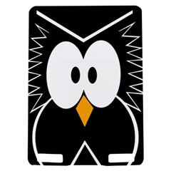Black owl Kindle Touch 3G