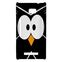 Black owl HTC 8X