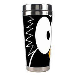 Black owl Stainless Steel Travel Tumblers