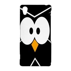 Black owl Sony Xperia Z2