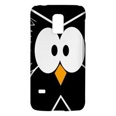 Black owl Galaxy S5 Mini