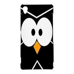 Black owl Sony Xperia Z3