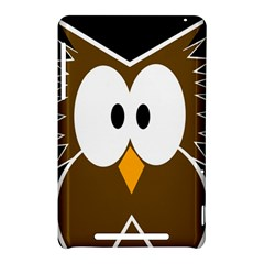 Brown simple owl Nexus 7 (2012)