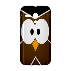 Brown simple owl Motorola Moto G
