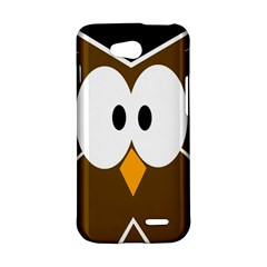 Brown simple owl LG L90 D410