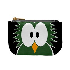 Green owl Mini Coin Purses