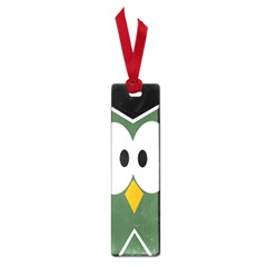 Green owl Small Book Marks