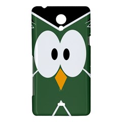 Green owl Sony Xperia T