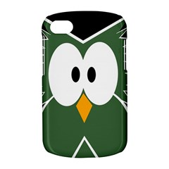 Green owl BlackBerry Q10