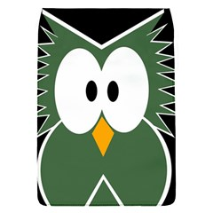 Green owl Flap Covers (S)