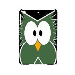 Green owl iPad Mini 2 Hardshell Cases