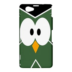 Green owl Sony Xperia Z1 Compact