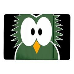 Green owl Samsung Galaxy Tab Pro 10.1  Flip Case