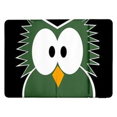 Green owl Samsung Galaxy Tab Pro 12.2  Flip Case