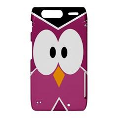 Pink owl Motorola Droid Razr XT912