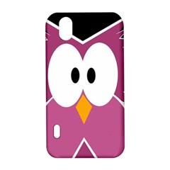 Pink owl LG Optimus P970