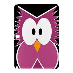 Pink owl Samsung Galaxy Tab Pro 10.1 Hardshell Case