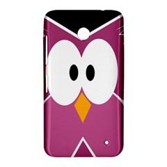 Pink owl Nokia Lumia 630