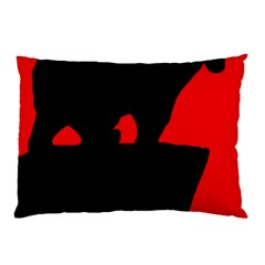 Bear Pillow Case (Two Sides)