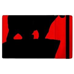 Bear Apple iPad 2 Flip Case