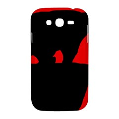 Bear Samsung Galaxy Grand DUOS I9082 Hardshell Case