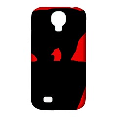 Bear Samsung Galaxy S4 Classic Hardshell Case (PC+Silicone)