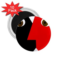 Kiss 2.25  Magnets (10 pack)