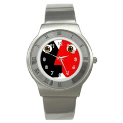 Kiss Stainless Steel Watch