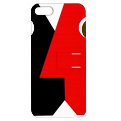 Kiss Apple iPhone 5 Hardshell Case with Stand