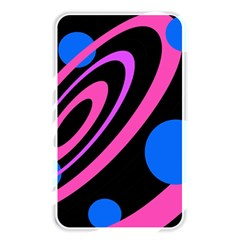 Pink and blue twist Memory Card Reader