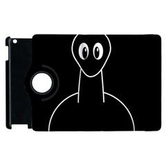 Dinosaur  Apple iPad 3/4 Flip 360 Case