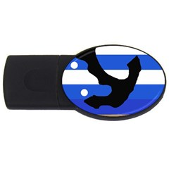 Anchor USB Flash Drive Oval (1 GB)