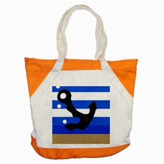 Anchor Accent Tote Bag