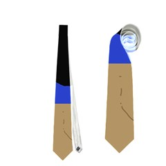 Anchor Neckties (One Side)