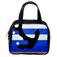 Anchor Classic Handbags (One Side)
