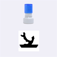 Anchor Rubber Round Stamps (Small)