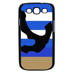 Anchor Samsung Galaxy S III Case (Black)