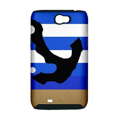 Anchor Samsung Galaxy Note 2 Hardshell Case (PC+Silicone)