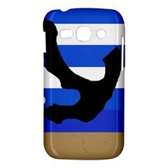 Anchor Samsung Galaxy Ace 3 S7272 Hardshell Case
