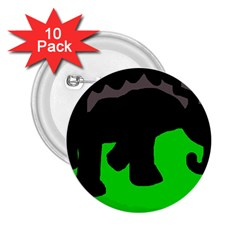 Elephand 2.25  Buttons (10 pack)