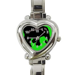 Elephand Heart Italian Charm Watch