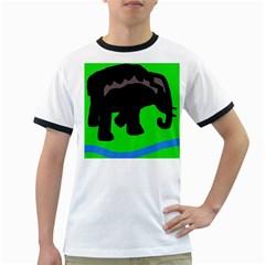 Elephand Ringer T-Shirts