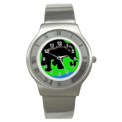 Elephand Stainless Steel Watch