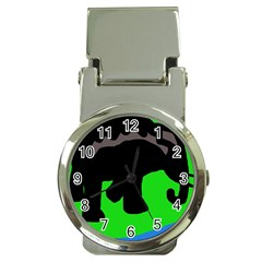 Elephand Money Clip Watches
