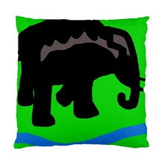 Elephand Standard Cushion Case (Two Sides)