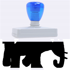 Elephand Rubber Address Stamps (XL)